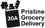 Pristine-Grocery-Delivery-of-30A-Logo-Black